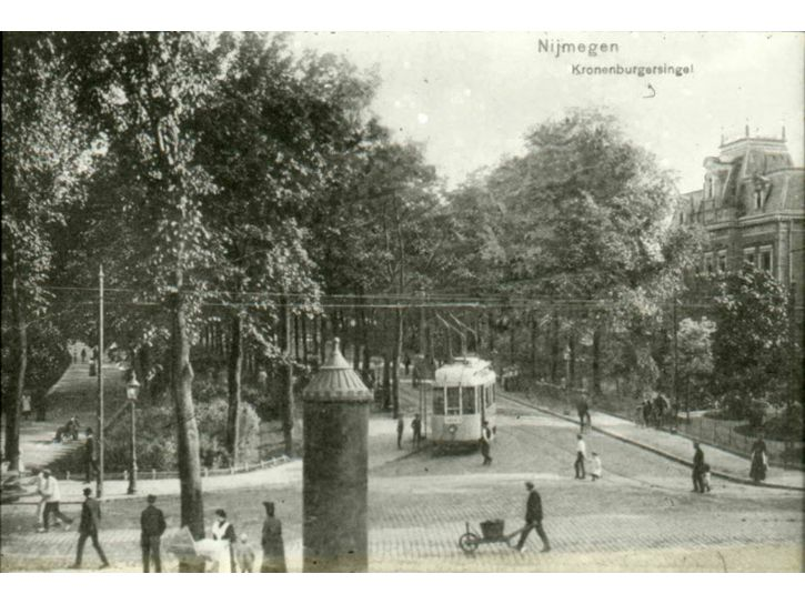 Oorlogsdoden Nijmegen 1940-1945 - M.M.Th. Hattink